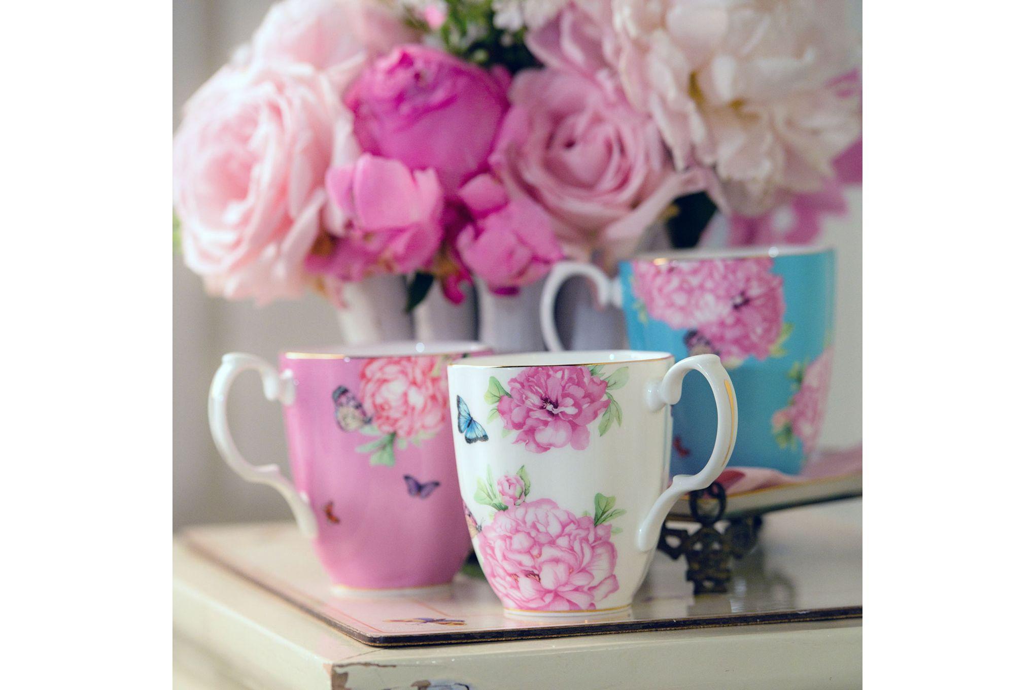 Miranda Kerr for Royal Albert Friendship Mug Turquoise 0.4l thumb 4