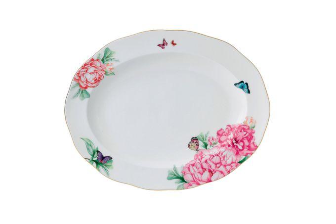 Miranda Kerr for Royal Albert Friendship Oval Platter 33cm