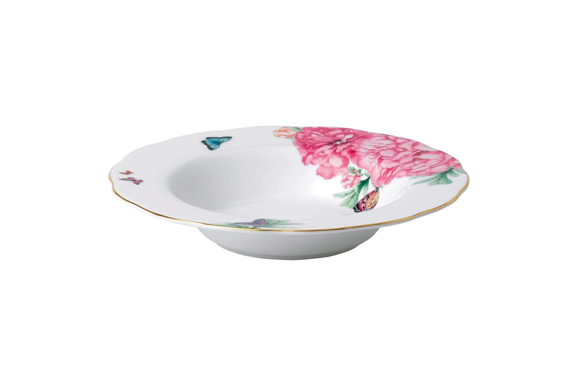 Miranda Kerr for Royal Albert Friendship Rimmed Bowl 24cm thumb 1