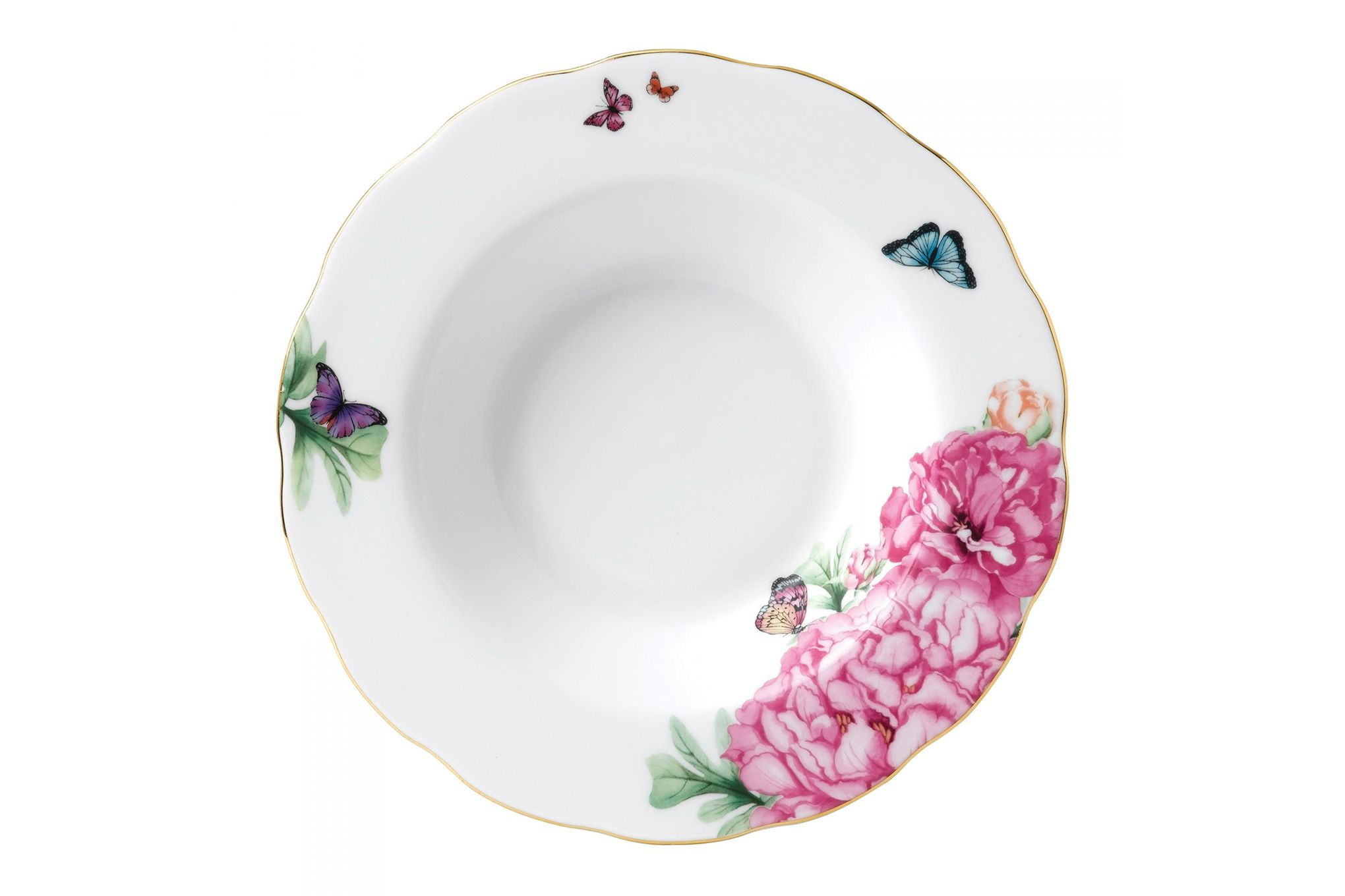 Miranda Kerr for Royal Albert Friendship Rimmed Bowl 24cm thumb 2