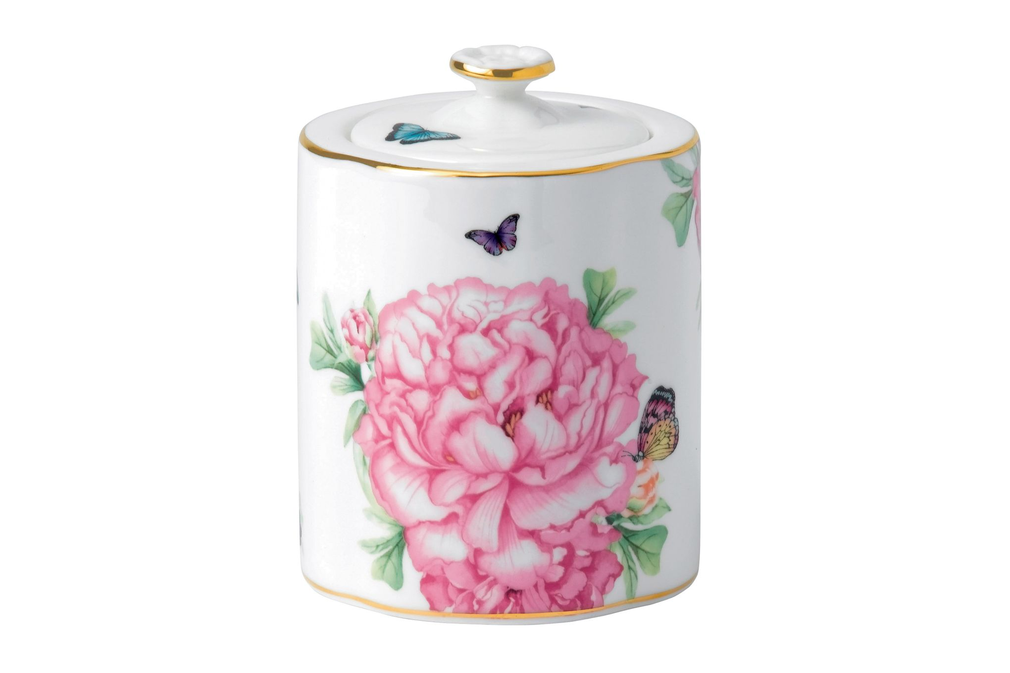 Miranda Kerr for Royal Albert Friendship Tea Caddy thumb 1