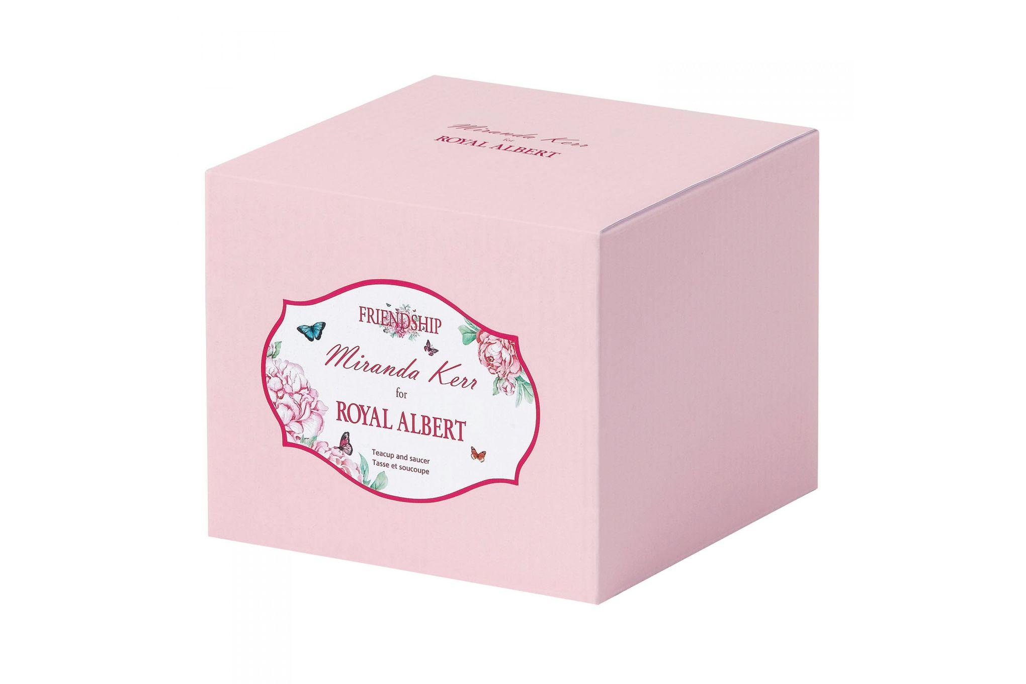 Miranda Kerr for Royal Albert Friendship Teacup & Saucer thumb 2