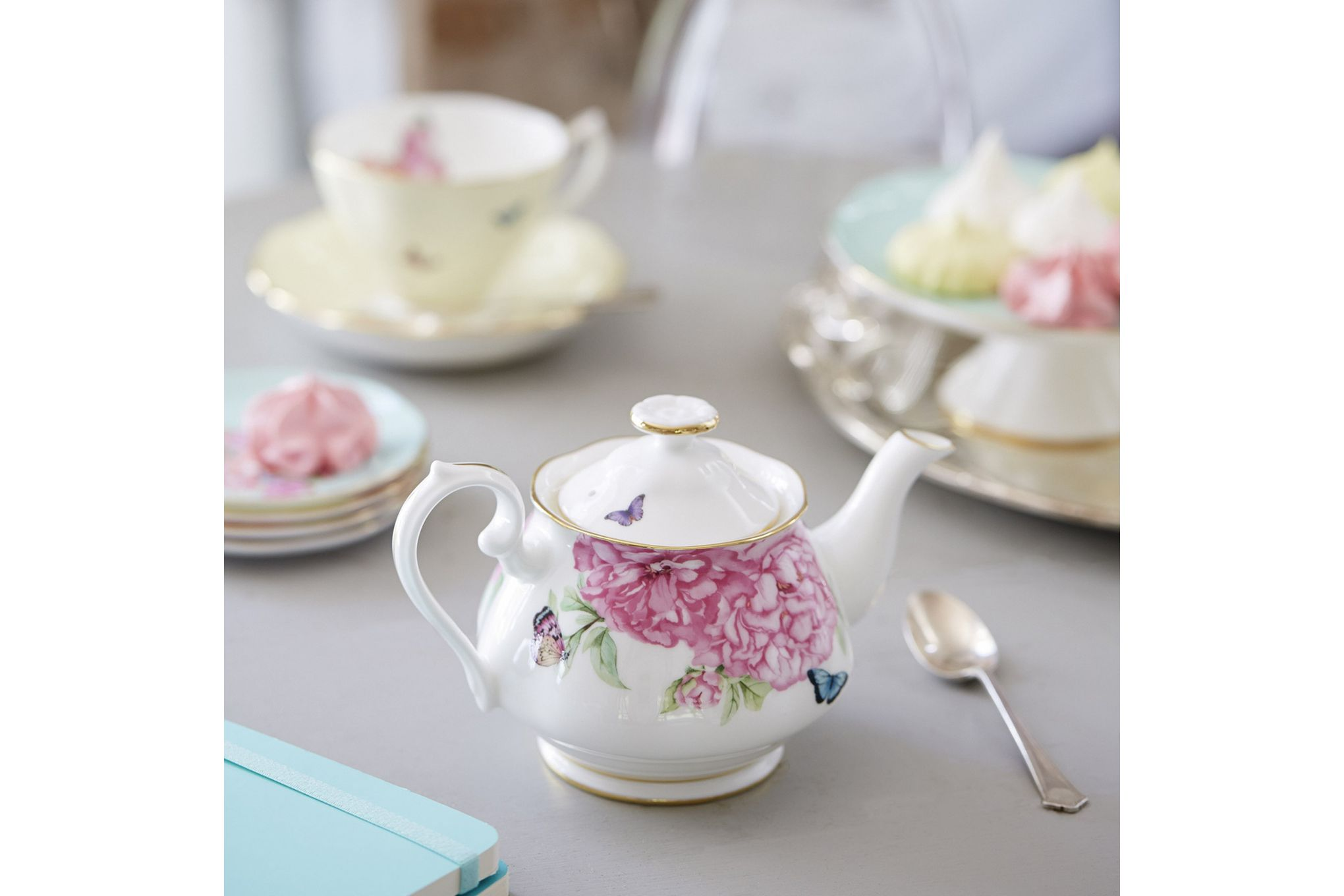 Miranda Kerr for Royal Albert Friendship Teapot 0.45l thumb 3