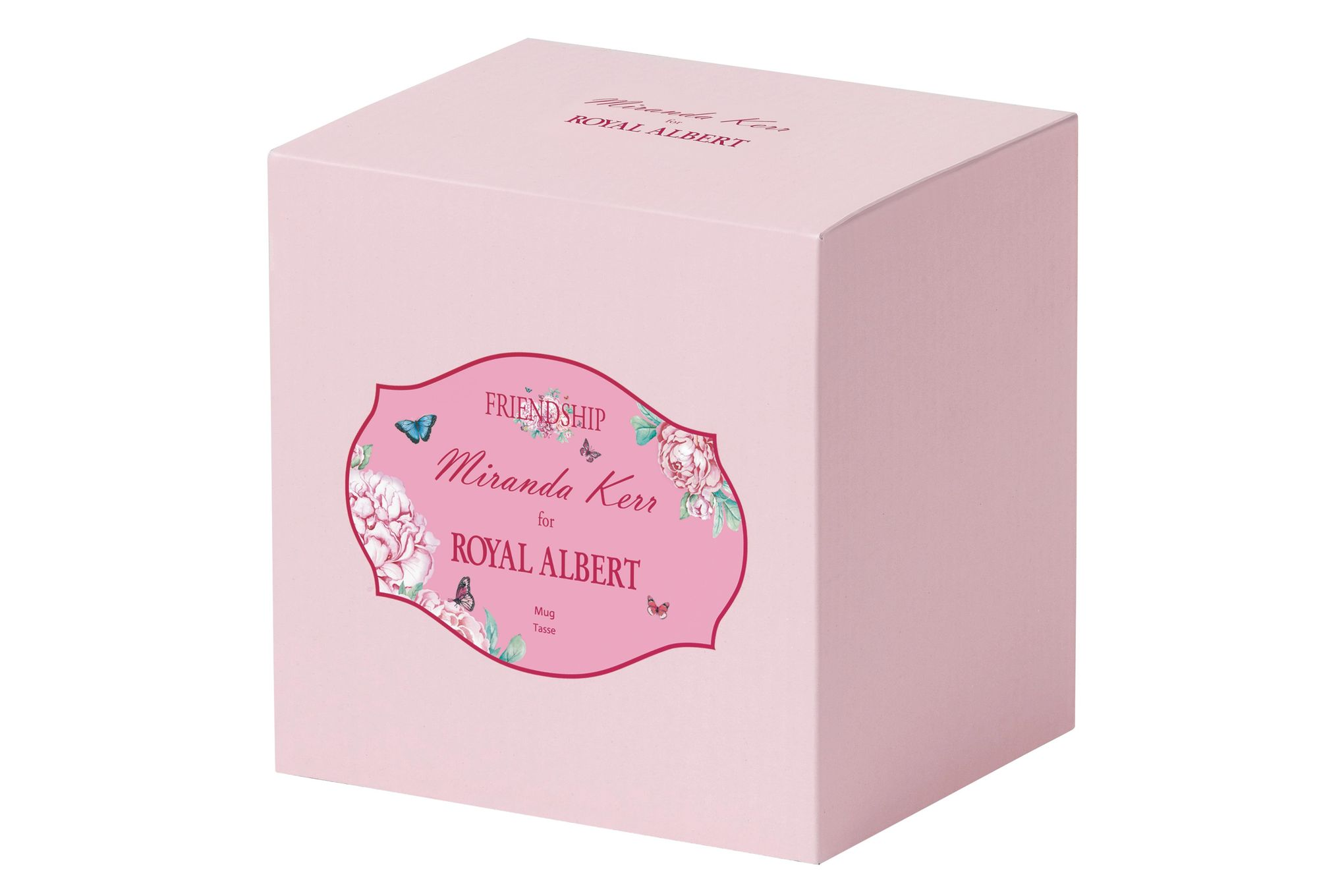 Miranda Kerr for Royal Albert Friendship Mug Pink 0.4l thumb 2