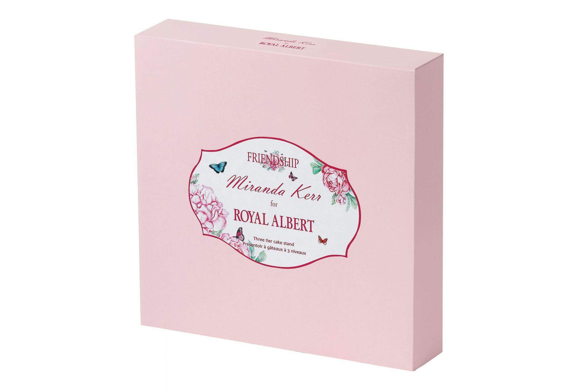 Miranda Kerr for Royal Albert Gift Sets 3 Tier Cake Stand thumb 2