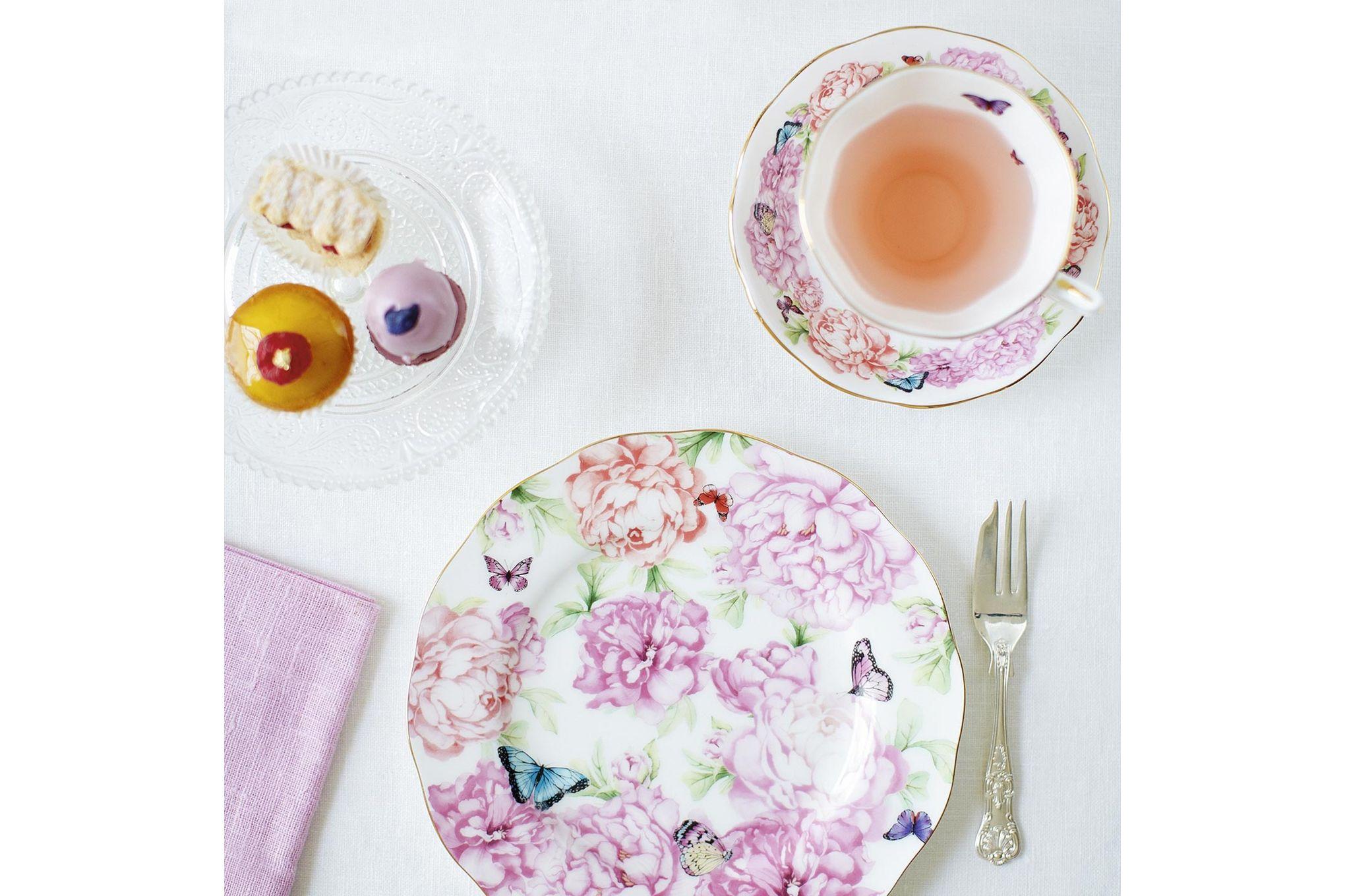 Miranda Kerr for Royal Albert Gratitude 3 Piece Set Teacup, Saucer, Plate 20cm Gratitude thumb 3