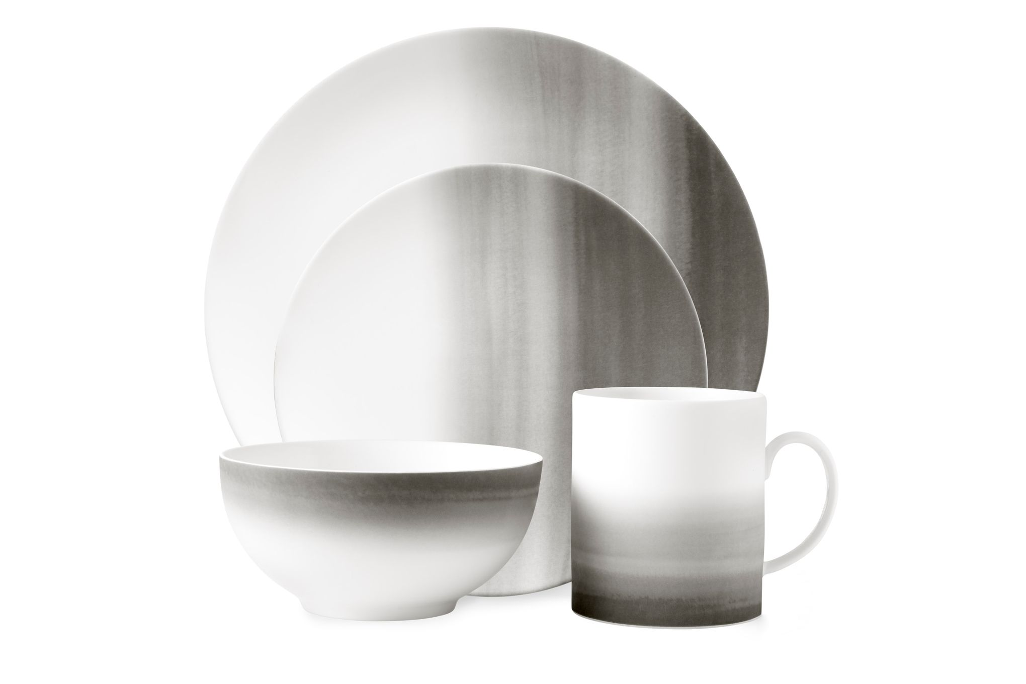 Vera Wang for Wedgwood Degradee 4 Piece Place Setting thumb 1