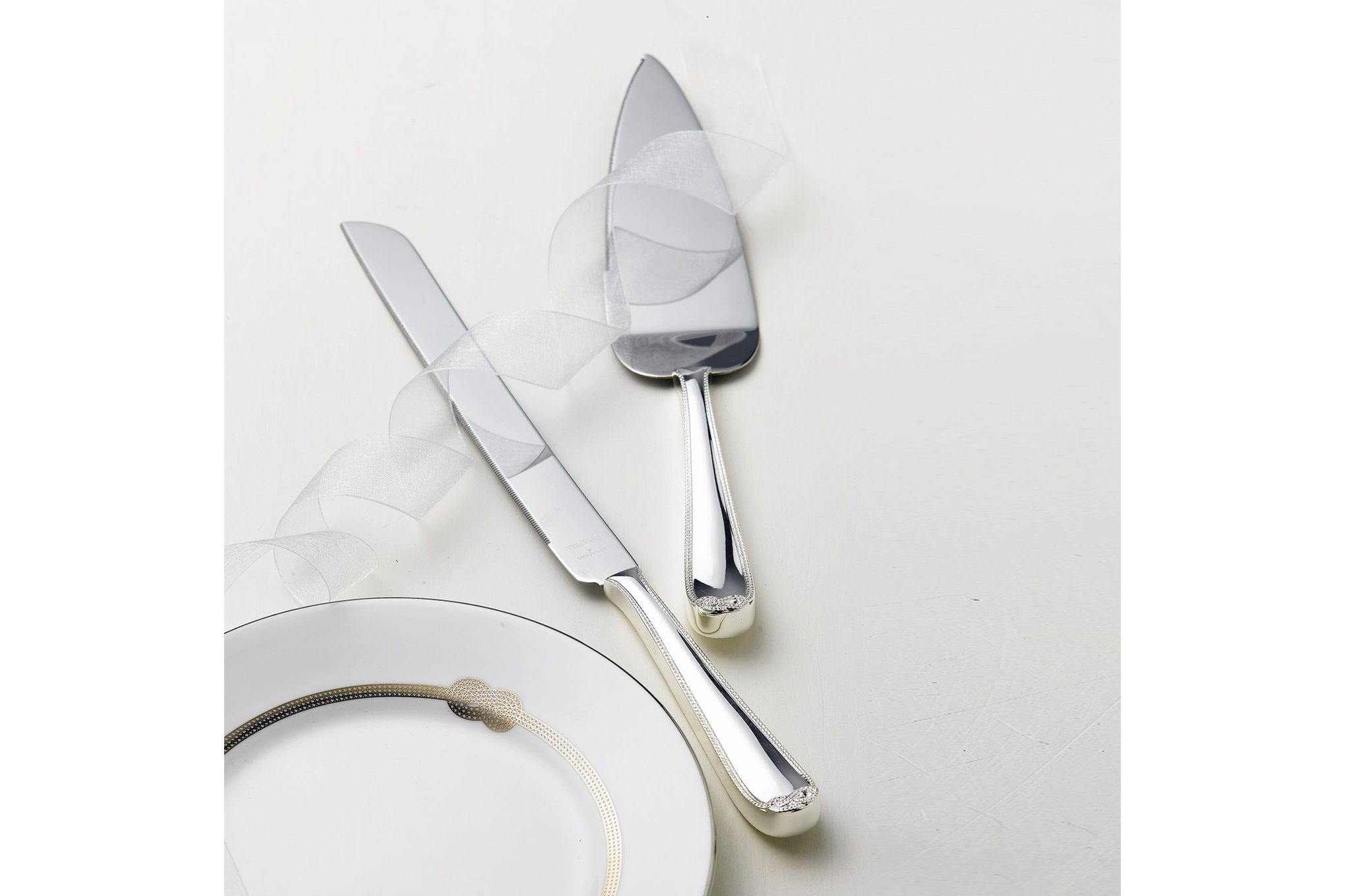 Vera Wang for Wedgwood Gifts & Accessories Cake Knife and Server thumb 3