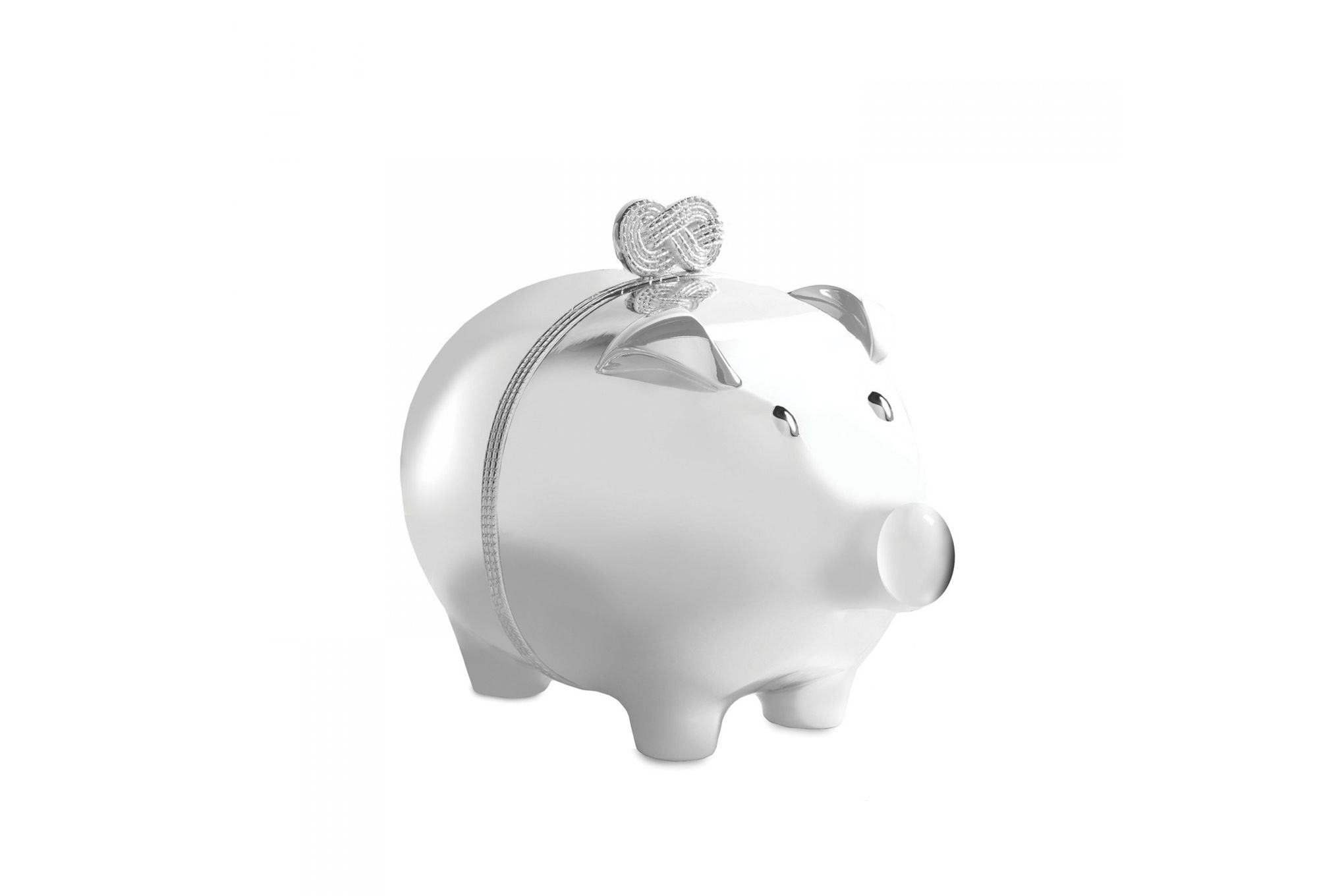 Vera Wang for Wedgwood Gifts & Accessories Piggy Bank Infinity thumb 1