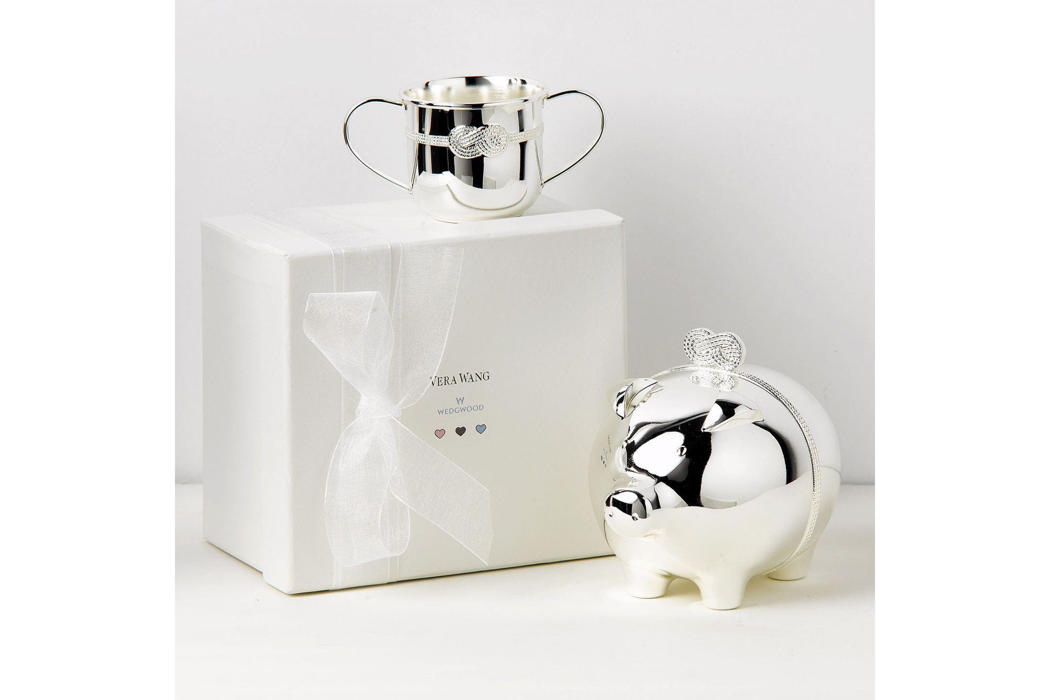 Vera Wang for Wedgwood Gifts & Accessories Piggy Bank Infinity thumb 2