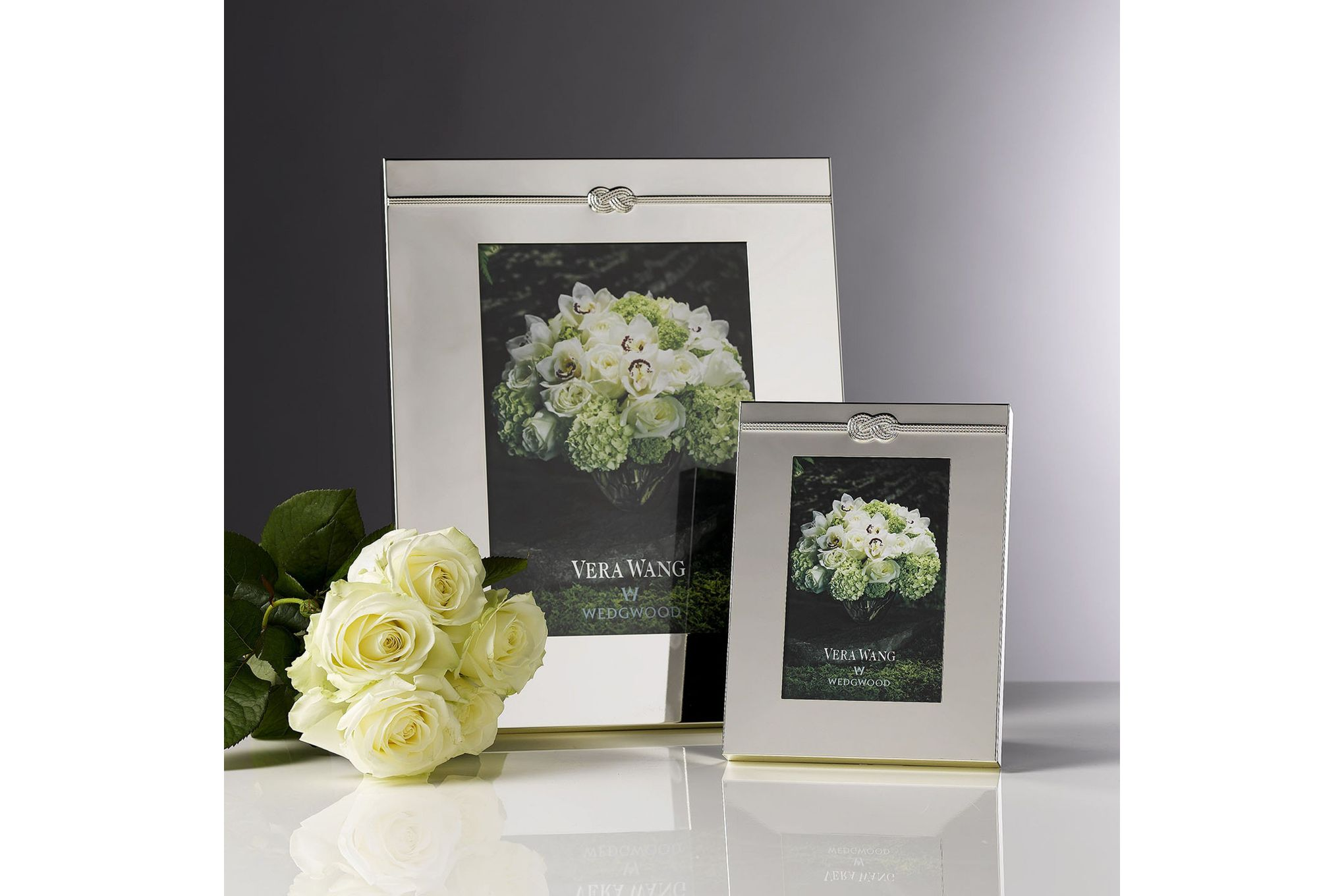 """Vera Wang for Wedgwood Gifts & Accessories Photo Frame Infinity 4 x 6"""" thumb 3"""