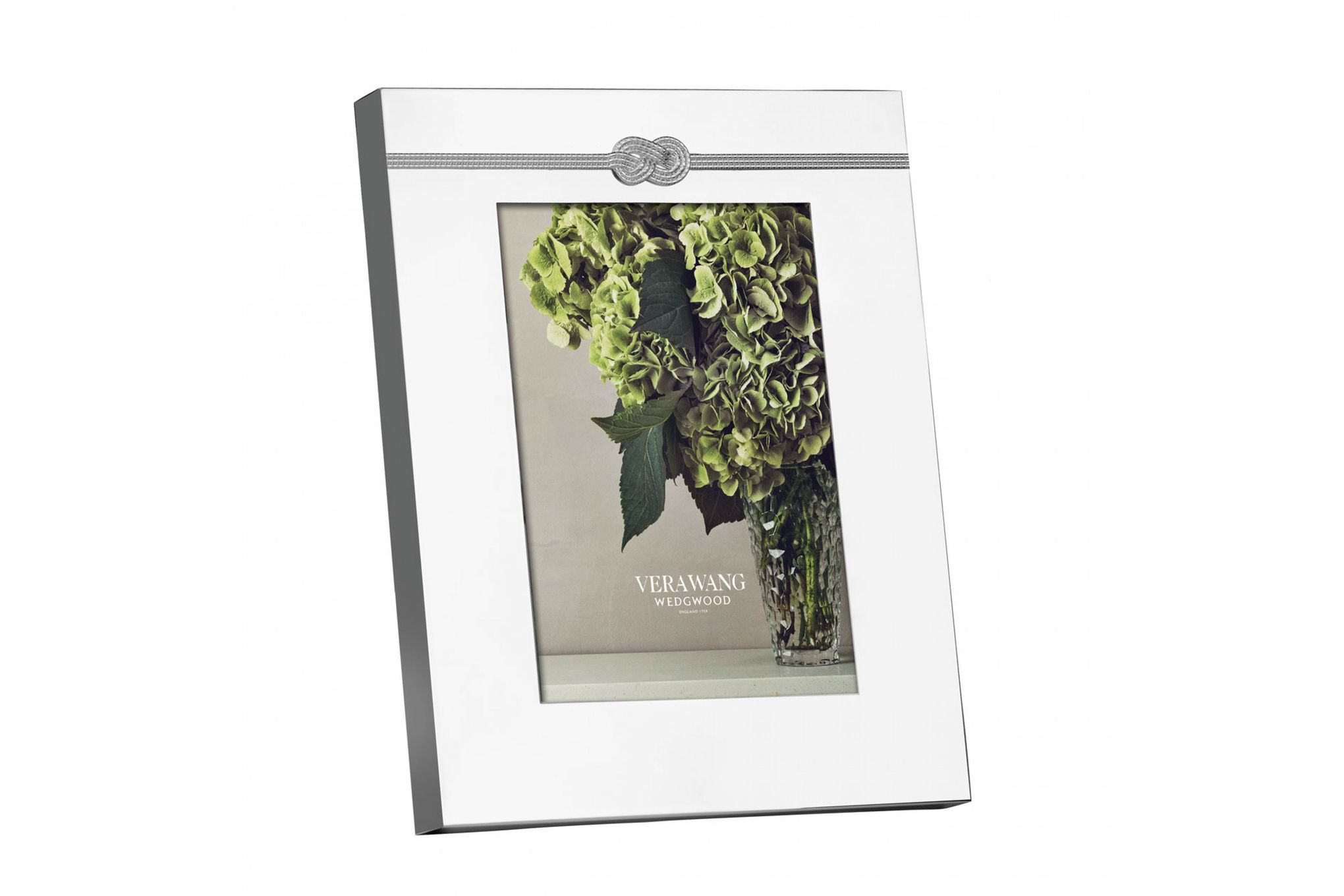 "Vera Wang for Wedgwood Gifts & Accessories Photo Frame Infinity 5 x 7"" thumb 1"
