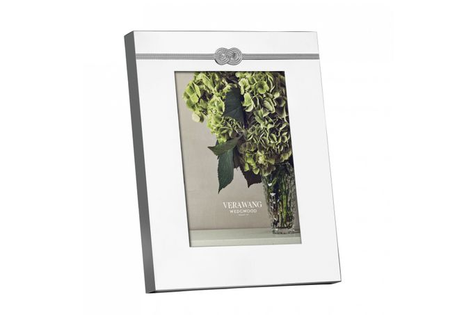 Vera Wang for Wedgwood Gifts & Accessories Photo Frame Infinity 5 x 7""