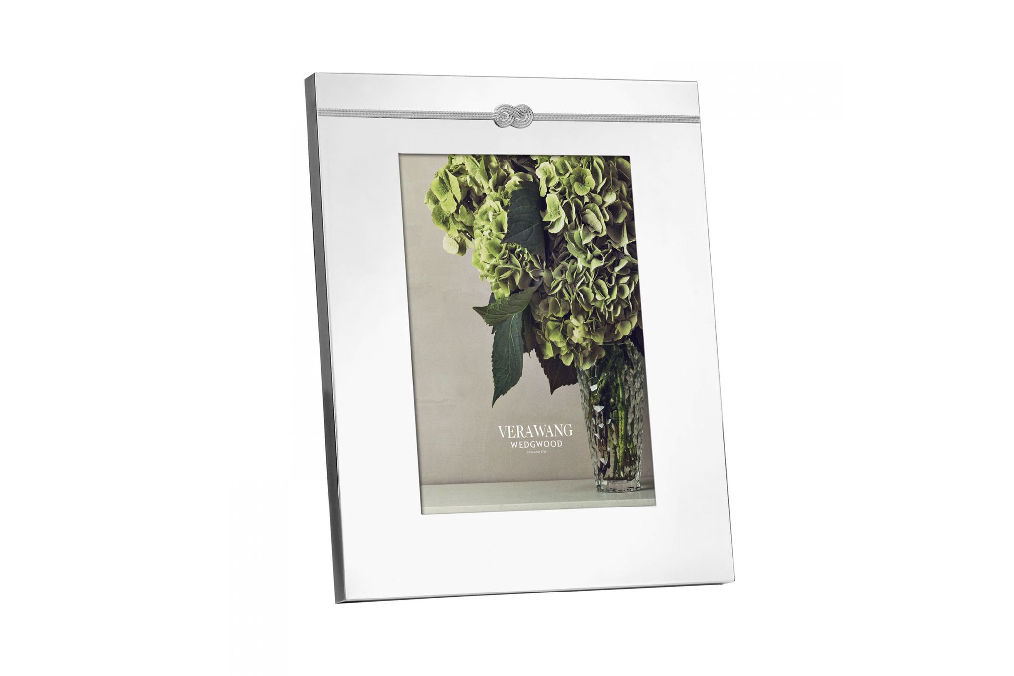 "Vera Wang for Wedgwood Gifts & Accessories Photo Frame Infinity 8 x 10"" thumb 1"