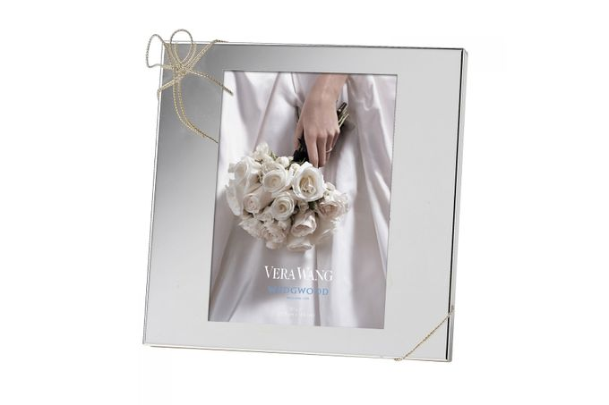 """Vera Wang for Wedgwood Gifts & Accessories Photo Frame Love Knots 5 x 7"""""""