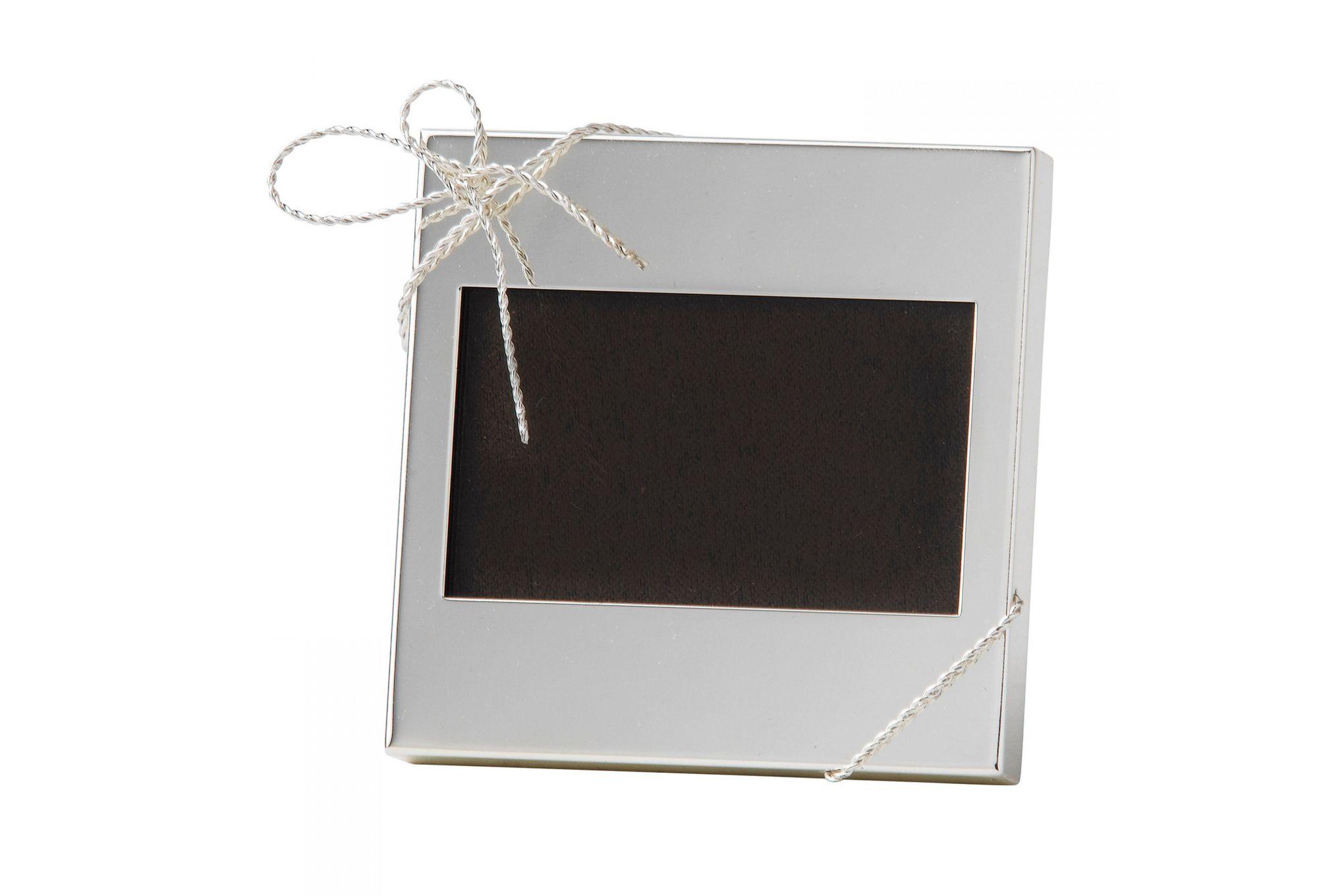 Vera Wang for Wedgwood Gifts & Accessories Individual Mini Frame Love Knots 6 x 4cm thumb 1