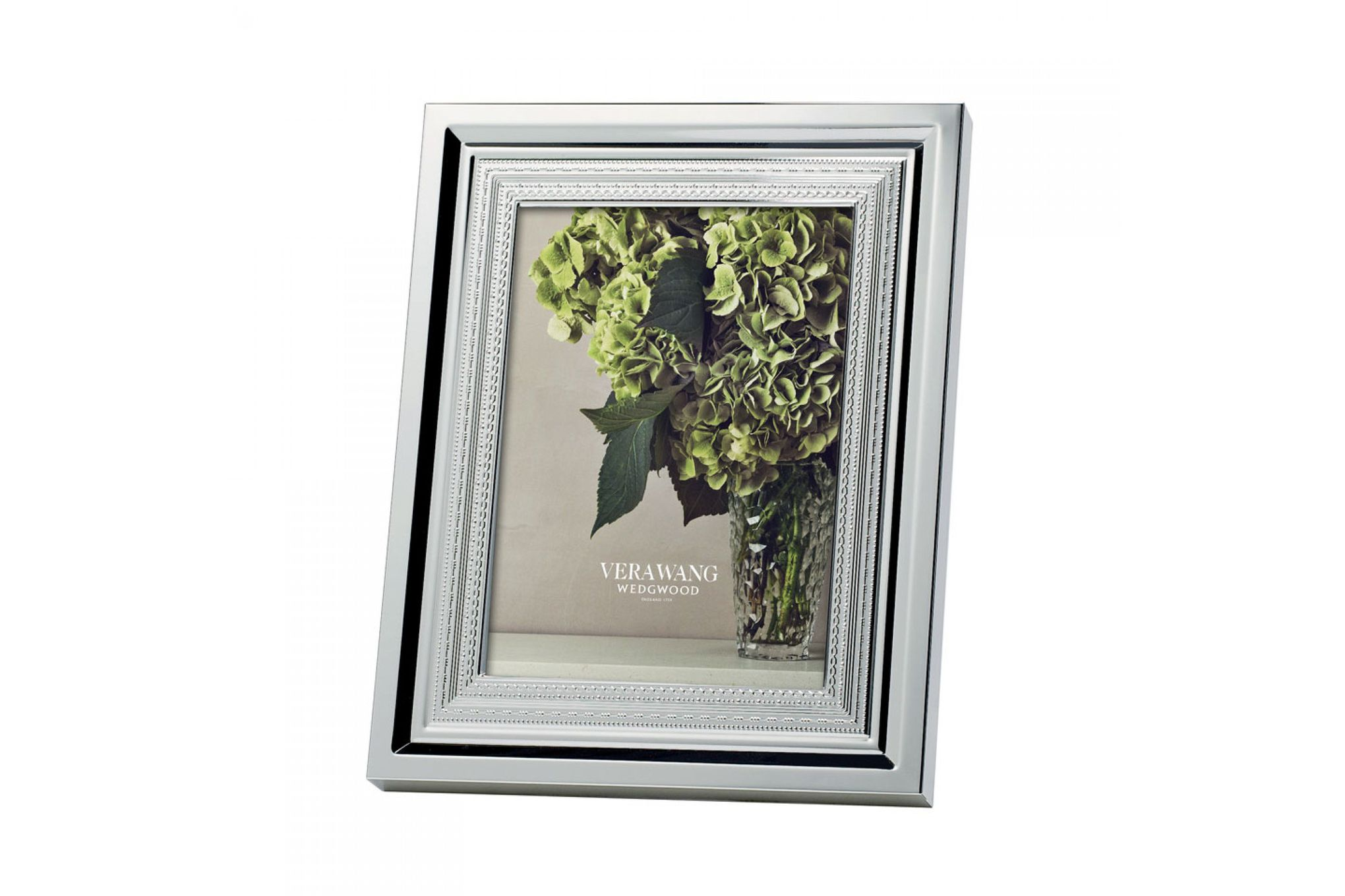 """Vera Wang for Wedgwood Gifts & Accessories Photo Frame With Love 5 x 7"""" thumb 1"""