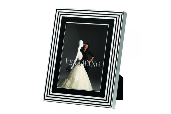Vera Wang for Wedgwood Gifts & Accessories Photo Frame With Love Noir 5 x 7""
