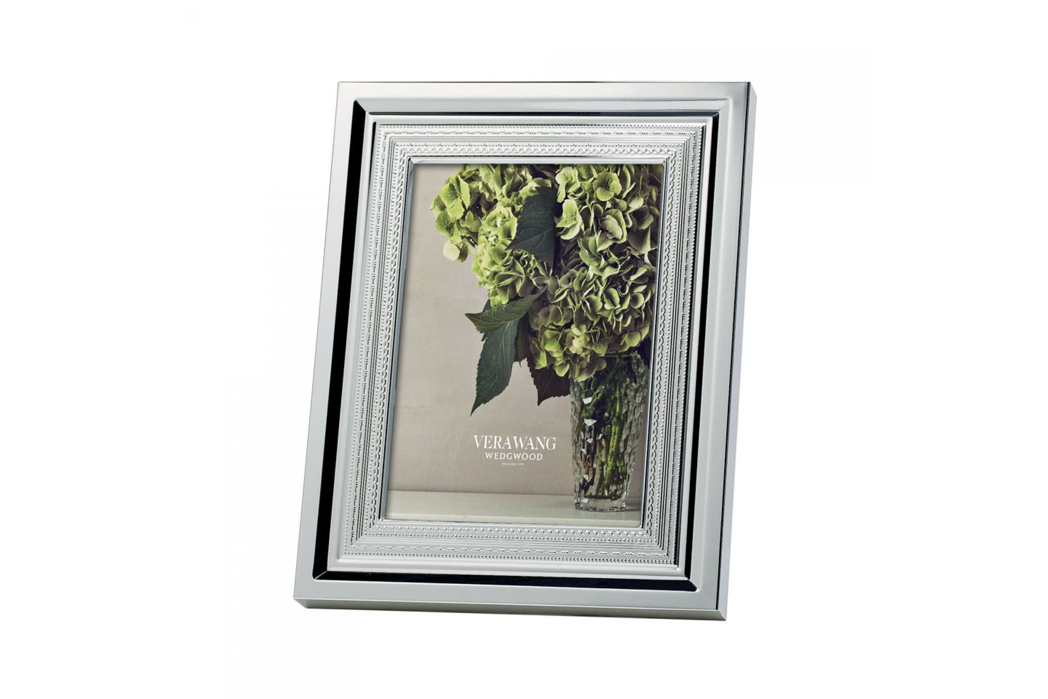 """Vera Wang for Wedgwood Gifts & Accessories Photo Frame With Love 8 x 10"""" thumb 1"""