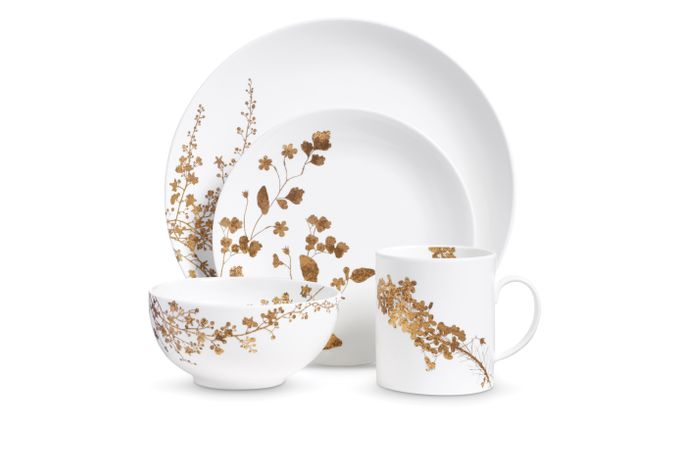 Vera Wang for Wedgwood Jardin 4 Piece Place Setting