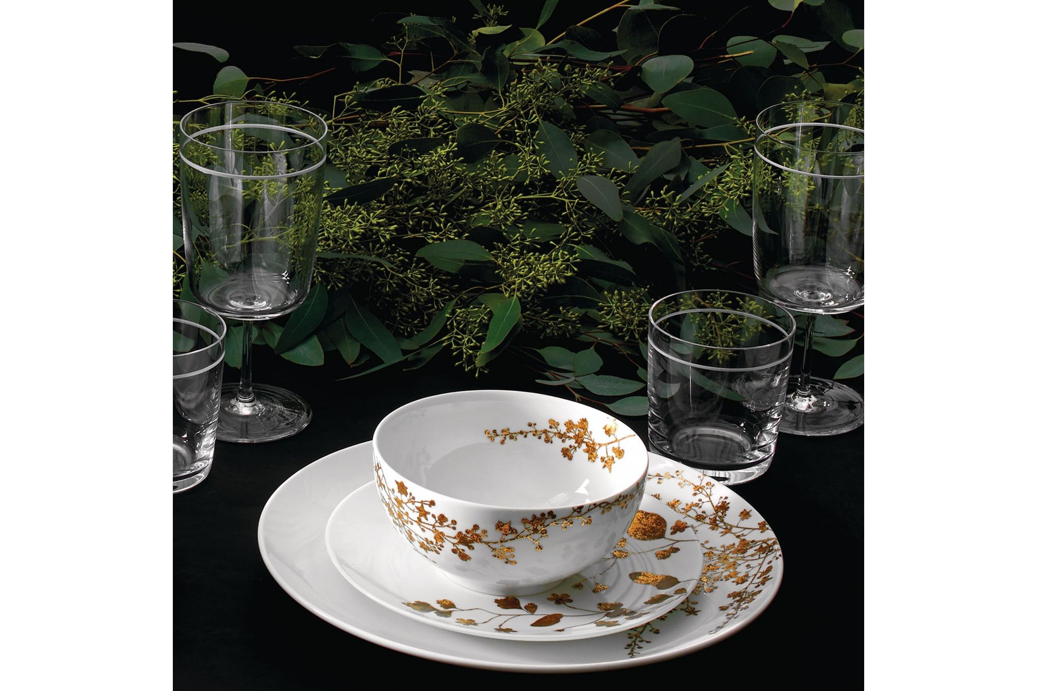 Vera Wang for Wedgwood Jardin 4 Piece Place Setting thumb 2