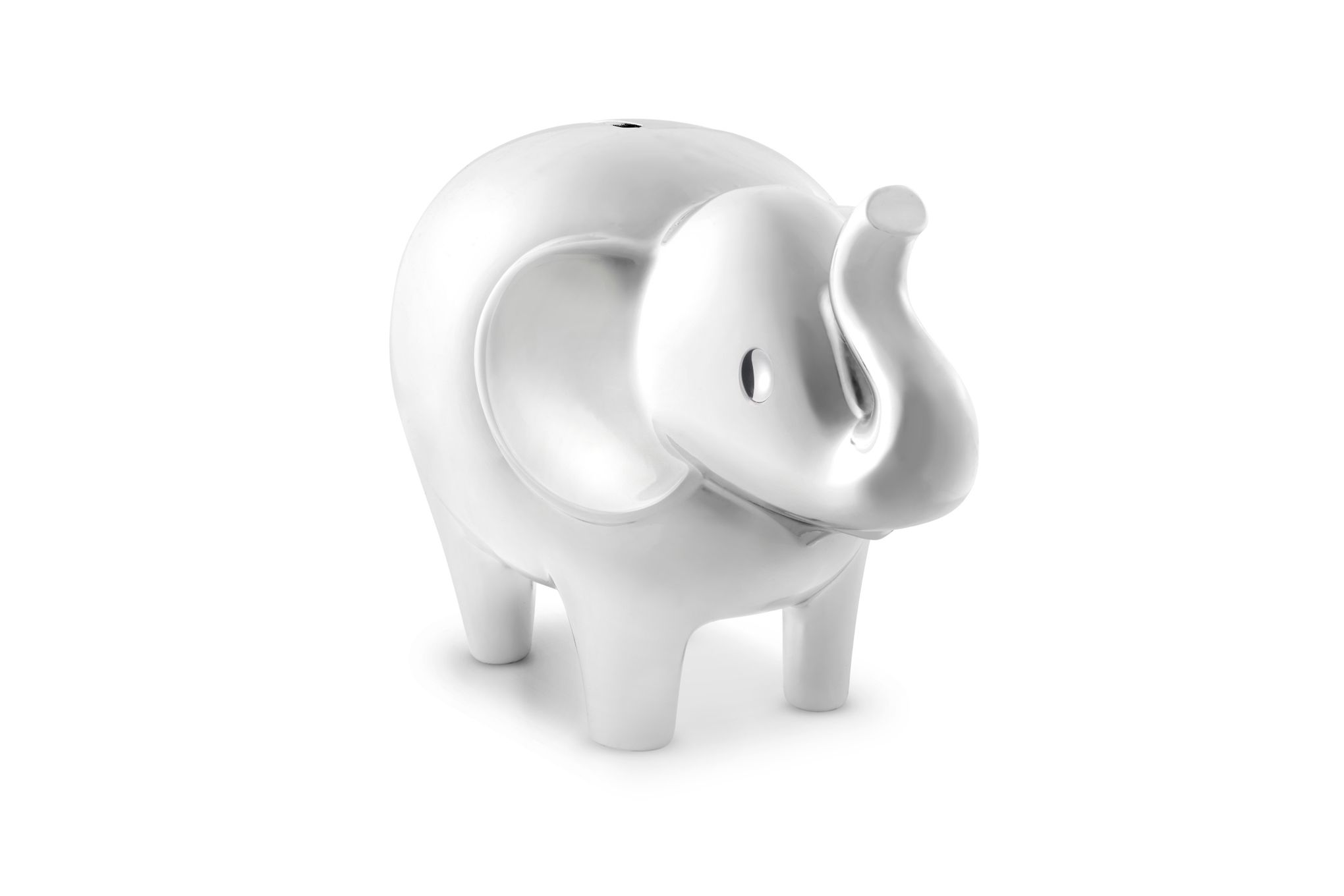 Vera Wang for Wedgwood Love Always Elephant Bank thumb 2