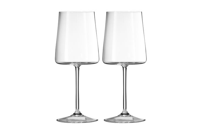 Vera Wang for Wedgwood Metropolitan Pair of Goblets