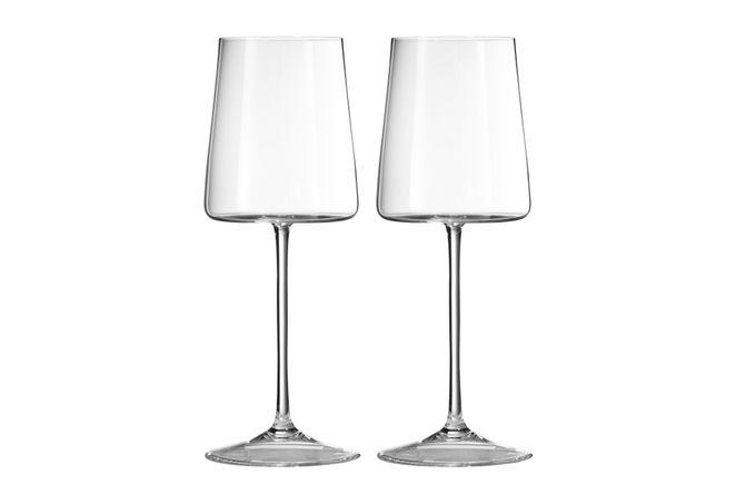Vera Wang for Wedgwood Metropolitan Wine Glasses - Set of 2