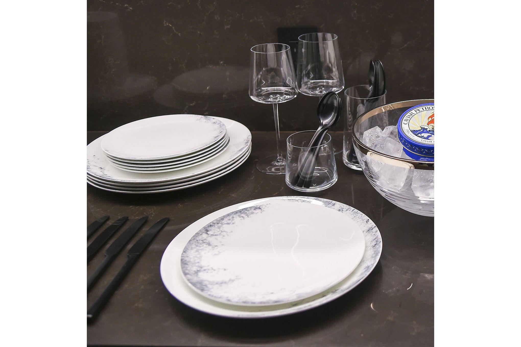 Vera Wang for Wedgwood Pointilliste Dinner Plate 28cm thumb 2