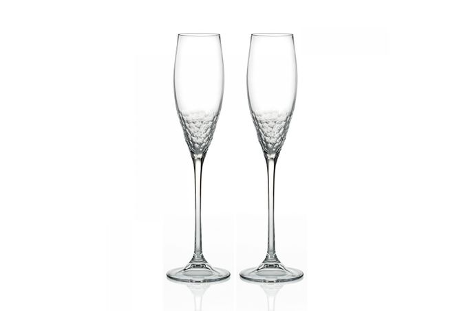 Vera Wang for Wedgwood Sequin Flute - Set of 2