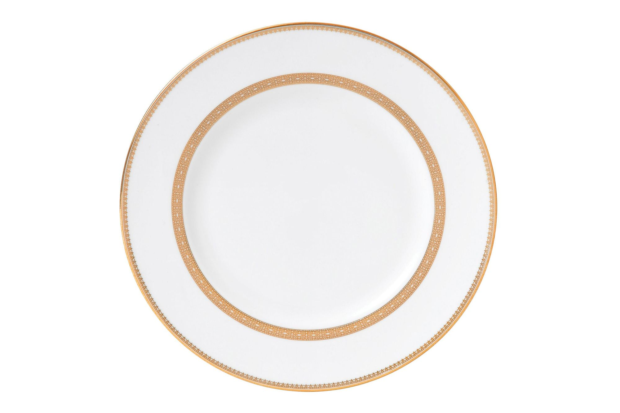 Vera Wang for Wedgwood Lace Gold Dinner Plate 27cm thumb 1