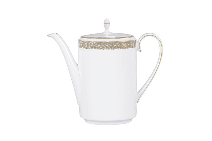 Vera Wang for Wedgwood Lace Gold Coffee Pot 0.75l