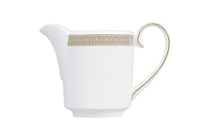 Vera Wang for Wedgwood Lace Gold Milk Jug 0.23l