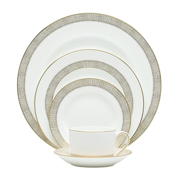 Vera Wang for Wedgwood Gilded Weave