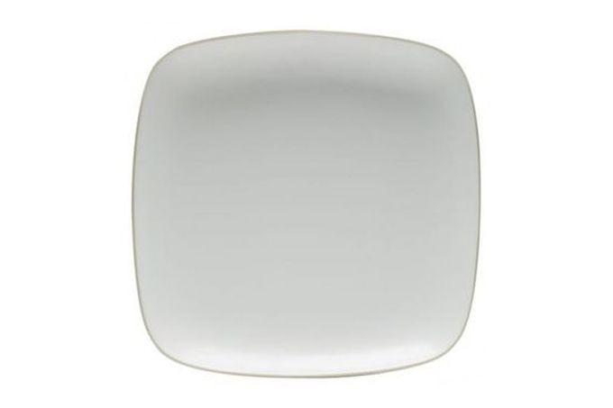 "Vera Wang for Wedgwood Naturals Square Platter Chalk 12"""