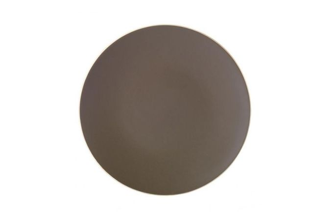 """Vera Wang for Wedgwood Naturals Breakfast / Lunch Plate Graphite 9"""""""