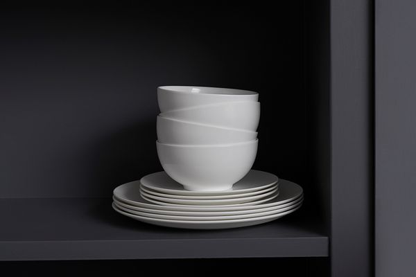Vera Wang for Wedgwood Perfect White