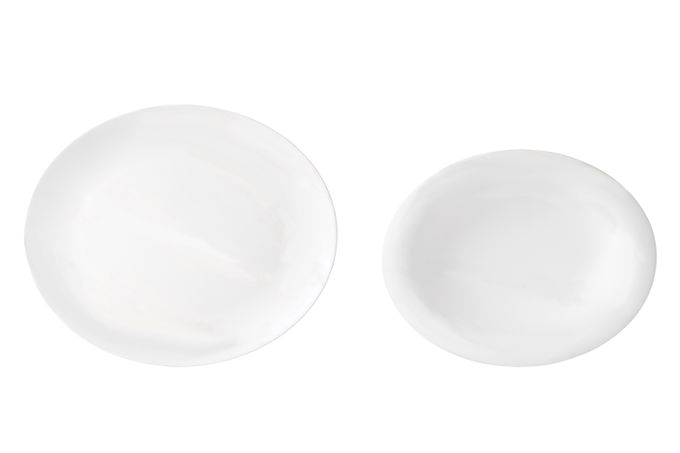 Vera Wang for Wedgwood Perfect White Serving Dish Set
