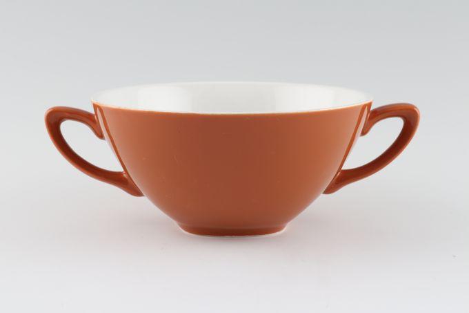 Midwinter Cornfield Soup Cup 2 Handles