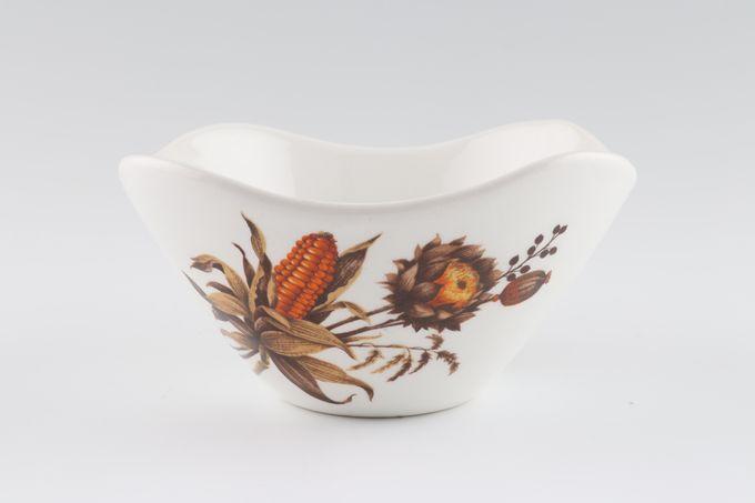 "Midwinter Cornfield Sugar Bowl - Open (Tea) 5"""