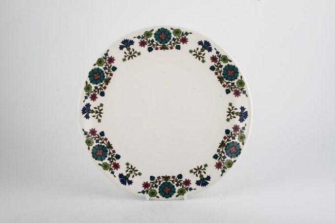 "Midwinter Country Garden Breakfast / Lunch Plate 9"""