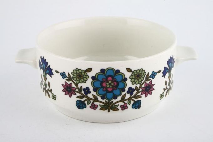 Midwinter Country Garden Soup Cup 2 handles