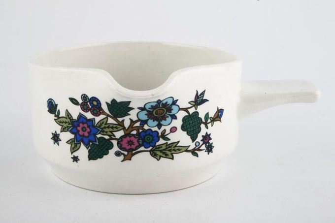 Midwinter Country Garden Sauce Boat