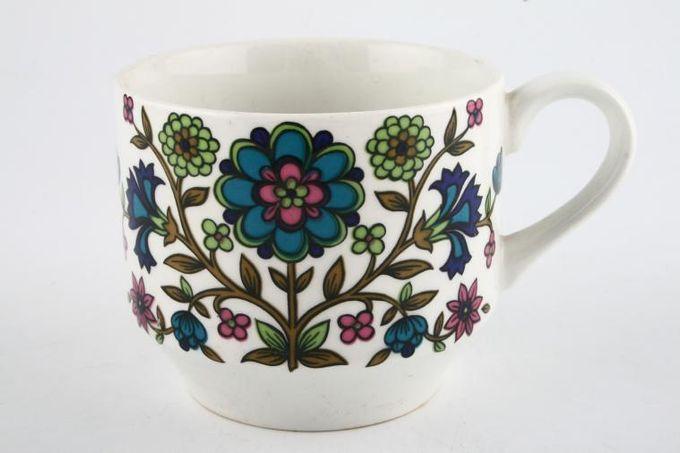 """Midwinter Country Garden Teacup 3 1/4 x 2 3/4"""""""
