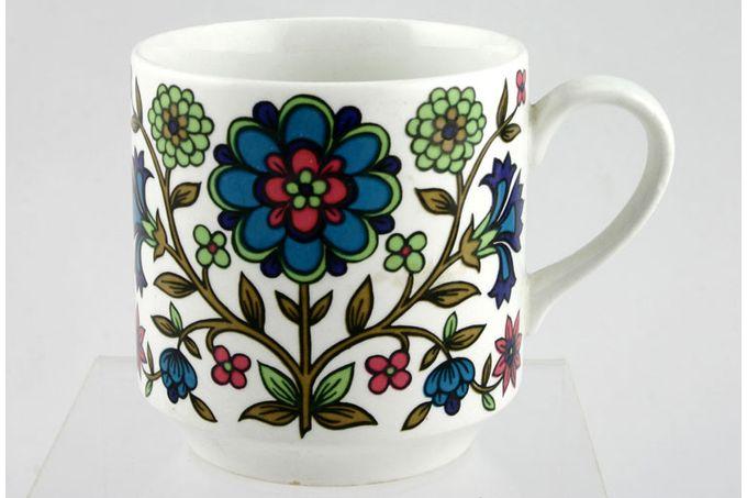 """Midwinter Country Garden Teacup 2 7/8 x 3"""""""