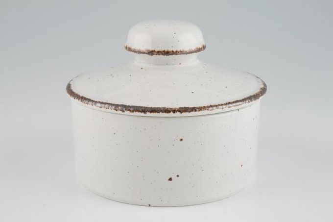 Midwinter Creation Butter Dish + Lid round