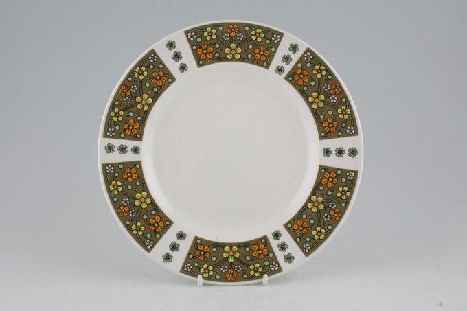 "Midwinter Jasmine Breakfast / Salad / Luncheon Plate 9"""