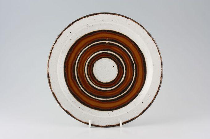 """Midwinter Earth Breakfast / Lunch Plate 8 7/8"""""""