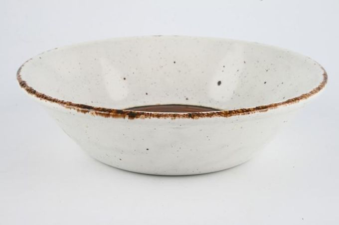 """Midwinter Earth Soup / Cereal Bowl 6 1/2"""""""