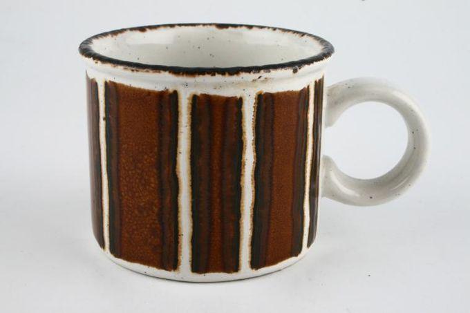 "Midwinter Earth Teacup 3 1/2 x 2 1/2"""